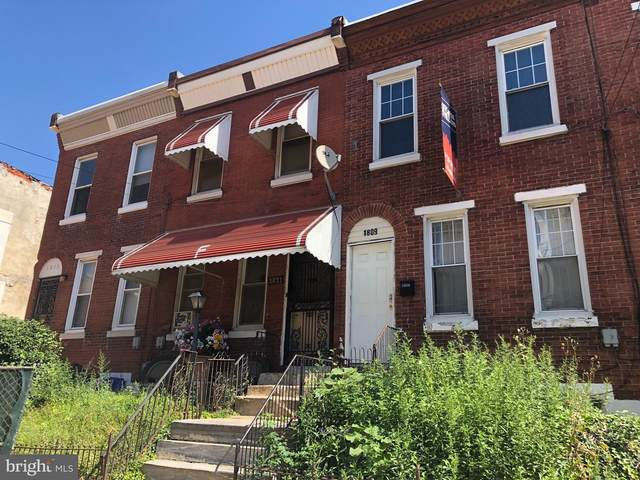 1811 N Willington Street, PHILADELPHIA, PA 19121 (#PAPH2028504) :: Team Martinez Delaware