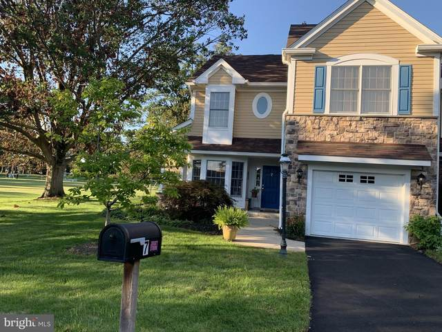 7 Green Leaf Court, PRINCETON, NJ 08540 (#NJMX2000716) :: Linda Dale Real Estate Experts