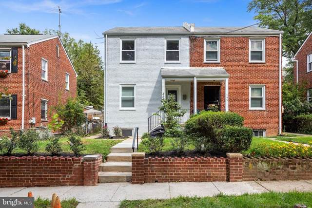464 Burns Street SE, WASHINGTON, DC 20019 (#DCDC2012588) :: Key Home Team