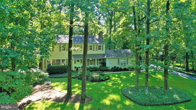 6 Birchwood Court, PRINCETON JUNCTION, NJ 08550 (MLS #NJME2004724) :: The Dekanski Home Selling Team