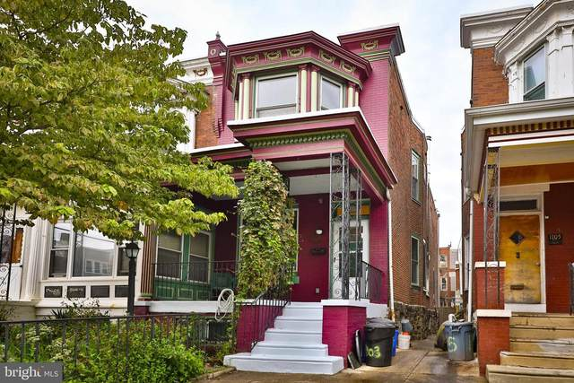 1103 S Wilton Street, PHILADELPHIA, PA 19143 (#PAPH2028524) :: Shamrock Realty Group, Inc