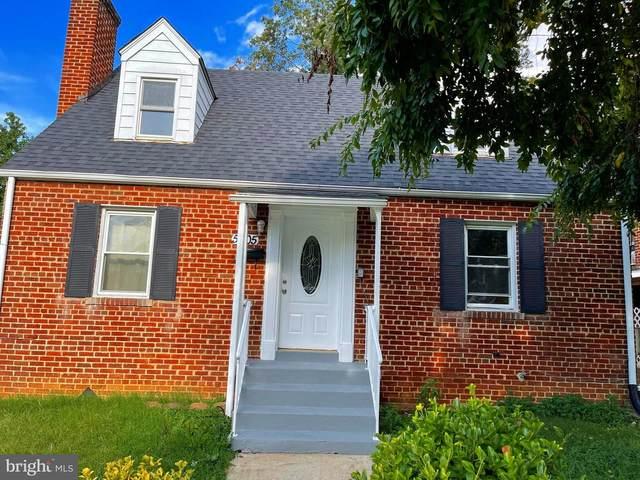 5205 56TH Avenue, HYATTSVILLE, MD 20781 (#MDPG2011352) :: Dart Homes