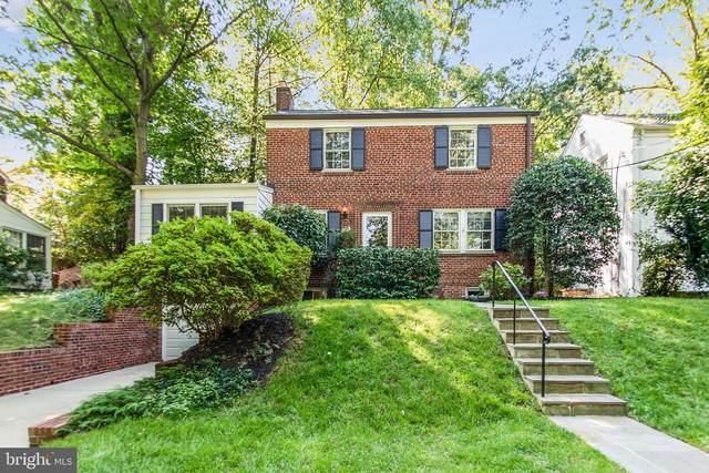 3252 Aberfoyle Place NW, WASHINGTON, DC 20015 (#DCDC2012608) :: Realty Executives Premier