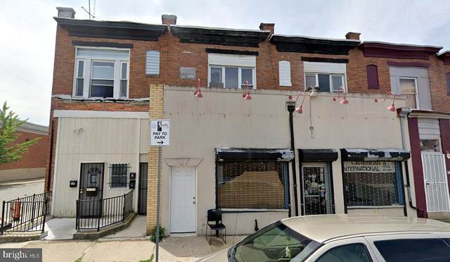 521 Gorsuch Avenue, BALTIMORE, MD 21218 (#MDBA2011786) :: The MD Home Team