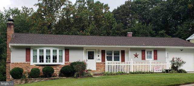 6228 Woodland Road, LINTHICUM HEIGHTS, MD 21090 (#MDAA2009480) :: VSells & Associates of Compass