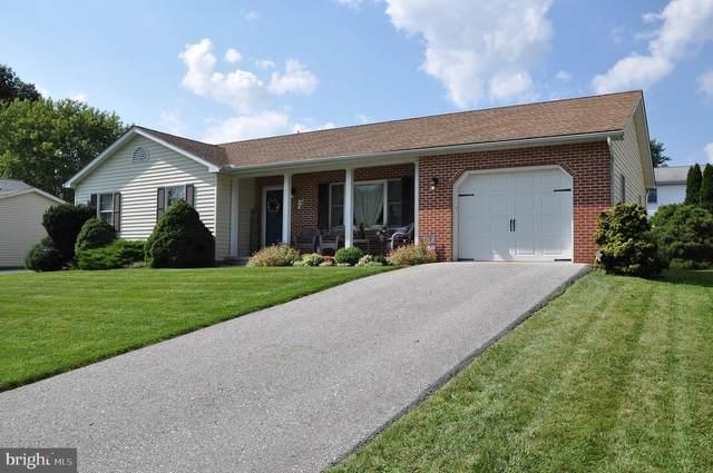 12 Garden Lane, HANOVER, PA 17331 (#PAYK2005930) :: CENTURY 21 Home Advisors