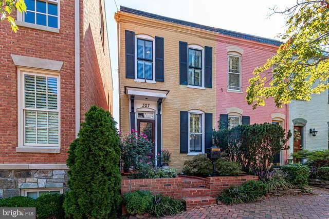 327 N Royal Street, ALEXANDRIA, VA 22314 (#VAAX2003538) :: Dart Homes
