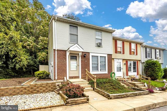 122 Valley View Court, BOONSBORO, MD 21713 (#MDWA2002184) :: CENTURY 21 Core Partners