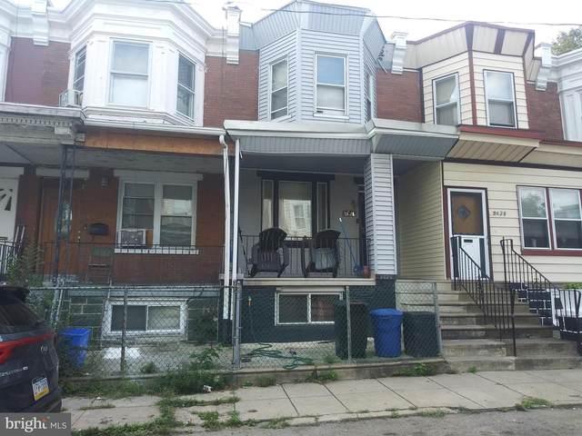 5626 Elliott Street, PHILADELPHIA, PA 19143 (#PAPH2028626) :: Shamrock Realty Group, Inc