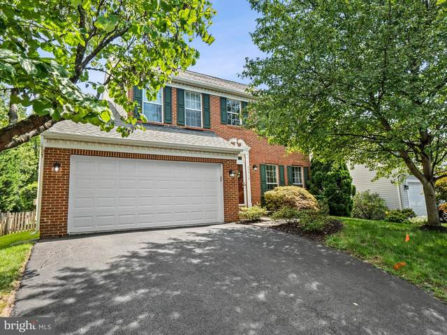 25516 Upper Clubhouse Drive, CHANTILLY, VA 20152 (#VALO2008182) :: VSells & Associates of Compass