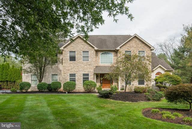 20 Donny Brook Way, COLLEGEVILLE, PA 19426 (#PAMC2010746) :: The Pierre Group