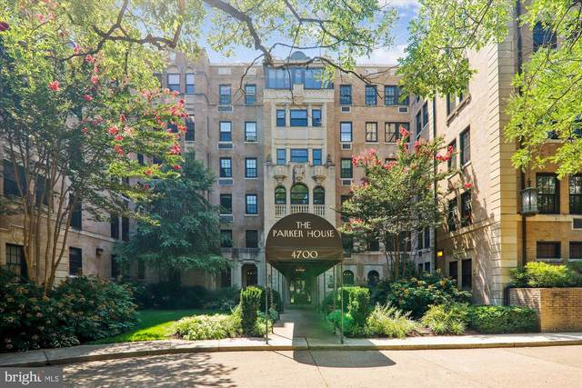 4700 Connecticut Avenue NW #203, WASHINGTON, DC 20008 (#DCDC2012658) :: Compass