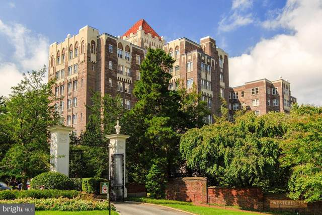 4000 Cathedral Avenue NW 118B, WASHINGTON, DC 20016 (#DCDC2012662) :: Monarch Properties