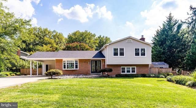 9305 Nester Road, FAIRFAX, VA 22032 (#VAFX2020994) :: Arlington Realty, Inc.