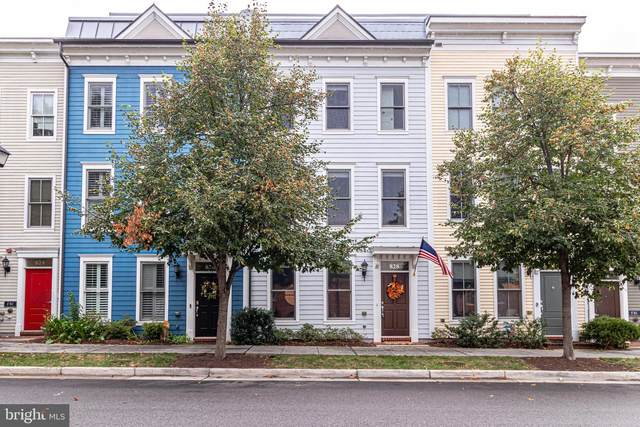 828 Montgomery Street, ALEXANDRIA, VA 22314 (#VAAX2003550) :: The Sky Group