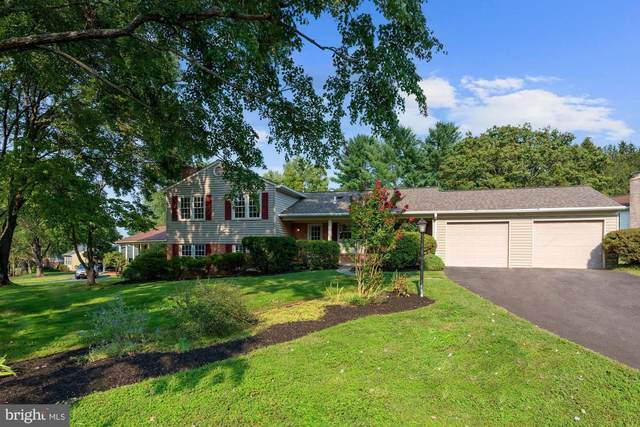 9810 Meadow Dale Court, VIENNA, VA 22181 (#VAFX2021002) :: ExecuHome Realty
