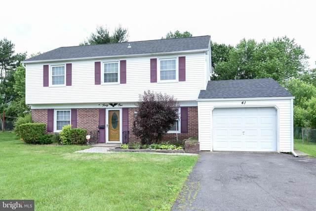 41 Belhurst Lane, WILLINGBORO, NJ 08046 (#NJBL2007062) :: Rowack Real Estate Team