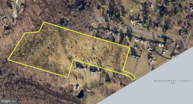 0 Barnes Road, DAMASCUS, MD 20872 (#MDFR2005742) :: Murray & Co. Real Estate