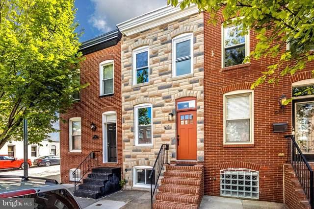 511 E Fort Avenue, BALTIMORE, MD 21230 (MLS #MDBA2011844) :: Maryland Shore Living | Benson & Mangold Real Estate