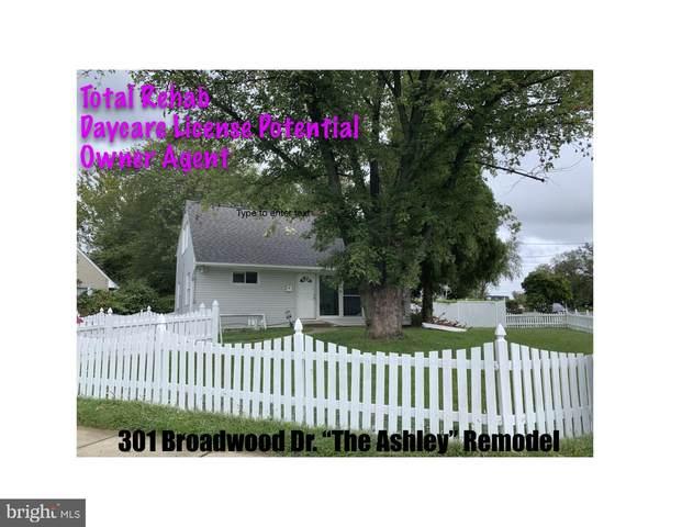 301 Broadwood Drive, ROCKVILLE, MD 20851 (#MDMC2015376) :: Compass