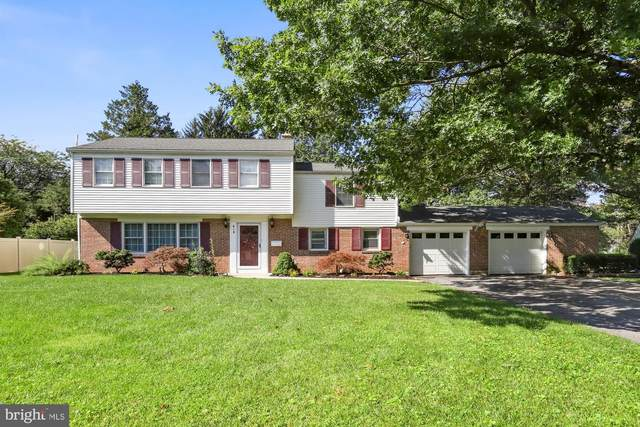 418 Blacklatch Lane, CAMP HILL, PA 17011 (#PACB2003124) :: The Craig Hartranft Team, Berkshire Hathaway Homesale Realty