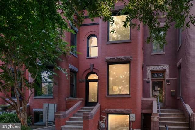 122 Seaton Place NW, WASHINGTON, DC 20001 (#DCDC2012722) :: Crossman & Co. Real Estate