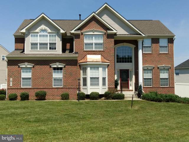 12711 Tayman Farm Road, BRANDYWINE, MD 20613 (#MDPG2011430) :: The Maryland Group of Long & Foster Real Estate