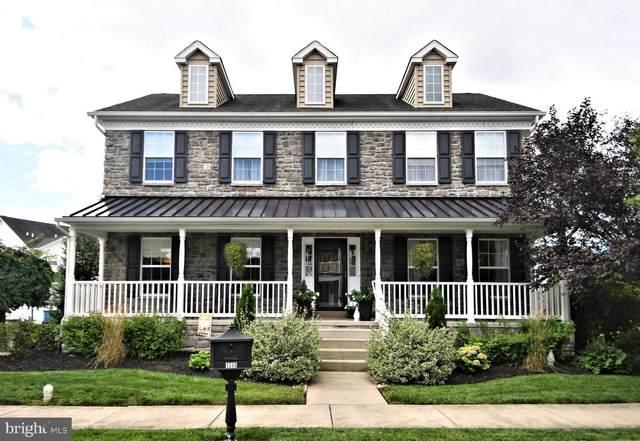 1345 Wheatland Avenue, PENNSBURG, PA 18073 (#PAMC2010792) :: Compass