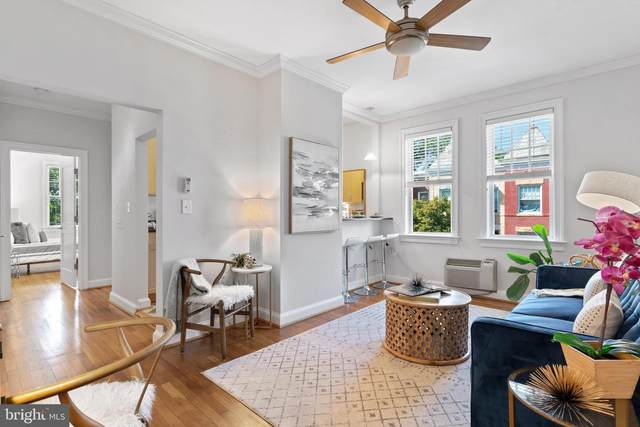 1708 Newton Street NW #301, WASHINGTON, DC 20010 (#DCDC2012746) :: The Maryland Group of Long & Foster Real Estate
