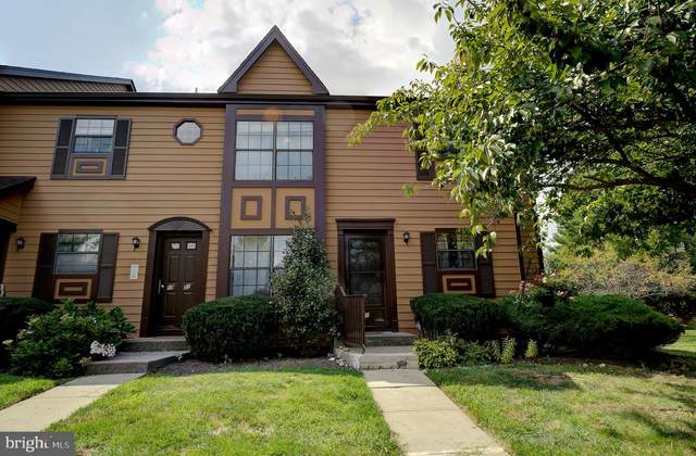 21 Barclay, LAWRENCEVILLE, NJ 08648 (#NJME2004746) :: Linda Dale Real Estate Experts