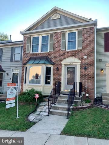 3377 Esquarre Court, WOODBRIDGE, VA 22193 (#VAPW2008336) :: Debbie Dogrul Associates - Long and Foster Real Estate