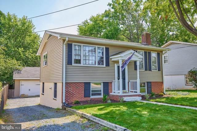 22 Wilson Avenue NW, LEESBURG, VA 20176 (#VALO2008212) :: Colgan Real Estate