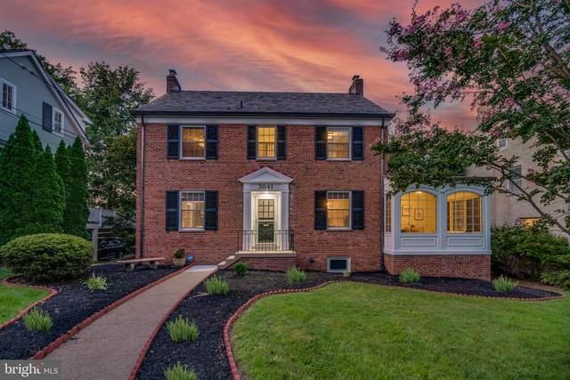 3841 Fessenden Street NW, WASHINGTON, DC 20016 (#DCDC2012774) :: Integrity Home Team