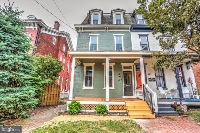 134 S 2ND Street, COLUMBIA, PA 17512 (#PALA2005138) :: The Craig Hartranft Team, Berkshire Hathaway Homesale Realty