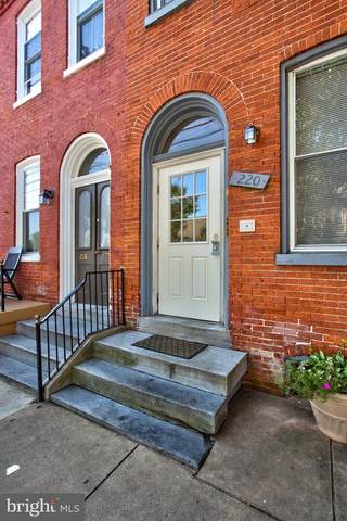 220 W James Street, LANCASTER, PA 17603 (#PALA2005146) :: Realty Executives Premier