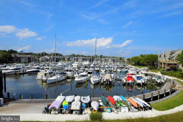 2114 Chesapeake Harbour Drive E #202, ANNAPOLIS, MD 21403 (#MDAA2009554) :: CENTURY 21 Core Partners