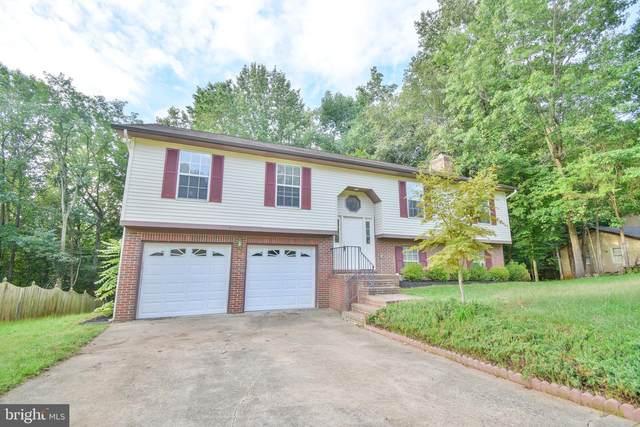 15072 Barkwood Drive, WOODBRIDGE, VA 22193 (#VAPW2008370) :: AG Residential