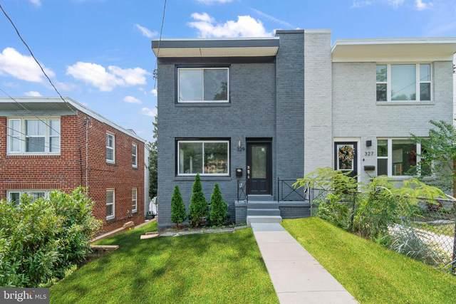 329 Oglethorpe Street NE, WASHINGTON, DC 20011 (#DCDC2012808) :: Bic DeCaro & Associates