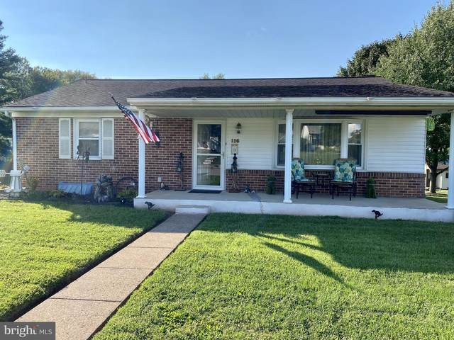 116 N 5TH Street, MOUNT WOLF, PA 17347 (#PAYK2005990) :: The Joy Daniels Real Estate Group