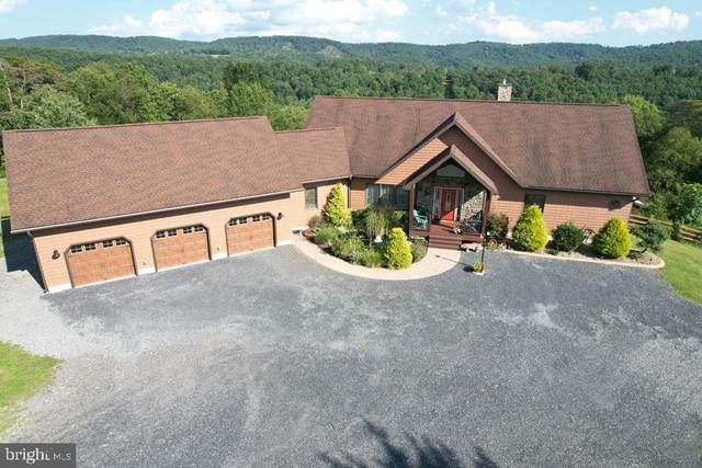 9545 Forest Hills Drive, HUNTINGDON, PA 16652 (#PAHU2000108) :: The Craig Hartranft Team, Berkshire Hathaway Homesale Realty