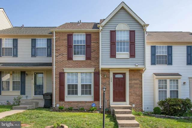 208 Independence Drive, STAFFORD, VA 22554 (#VAST2003398) :: Debbie Dogrul Associates - Long and Foster Real Estate