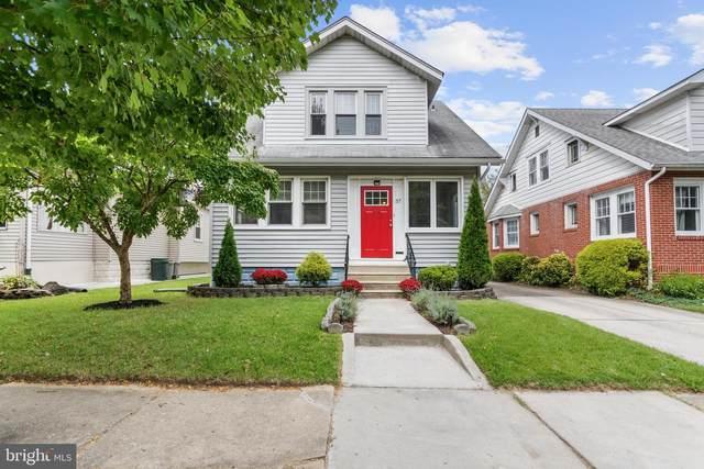 57 E Greenwood Avenue, HADDON TOWNSHIP, NJ 08107 (#NJCD2007140) :: Shamrock Realty Group, Inc