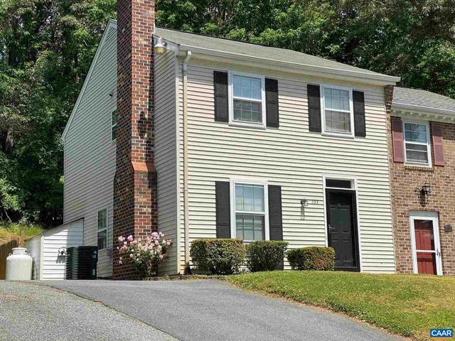 103 Quince Ln, CHARLOTTESVILLE, VA 22902 (#621964) :: ExecuHome Realty