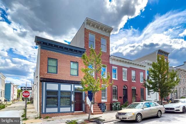 1615 W Pratt Street, BALTIMORE, MD 21223 (#MDBA2011952) :: LoCoMusings