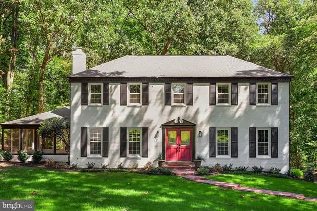 11312 Lapham Drive, OAKTON, VA 22124 (#VAFX2021206) :: Colgan Real Estate