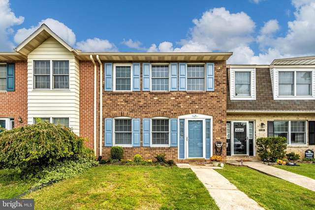 1020 W Irvin Avenue, HAGERSTOWN, MD 21742 (#MDWA2002202) :: EXIT Realty Enterprises