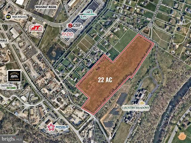 Reichs Ford, FREDERICK, MD 21704 (#MDFR2005774) :: Murray & Co. Real Estate
