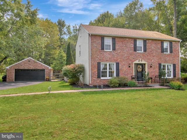 790 Cathcart Road, BLUE BELL, PA 19422 (#PAMC2010862) :: The Schiff Home Team