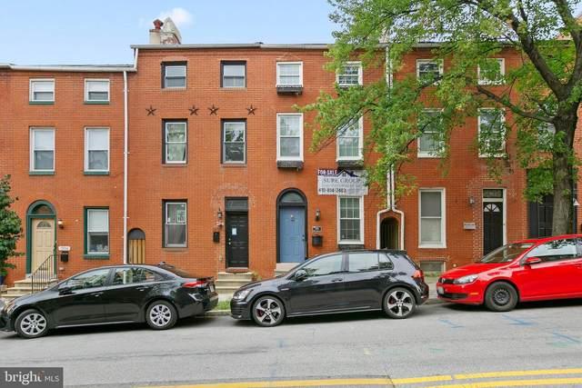 1910 E Pratt Street, BALTIMORE, MD 21231 (#MDBA2011990) :: Key Home Team