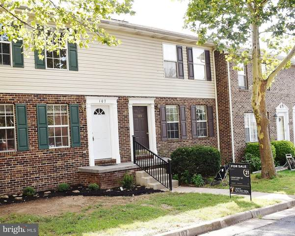 107 Parkside Drive, WINCHESTER, VA 22602 (#VAFV2001780) :: ExecuHome Realty